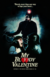 MY BLOODY VALENTINE 1981 BEYOND HORROR DESIGN